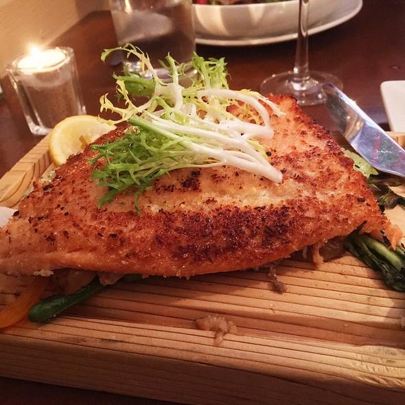 Ontario Rainbow Trout @ Boland's Open Kitchen