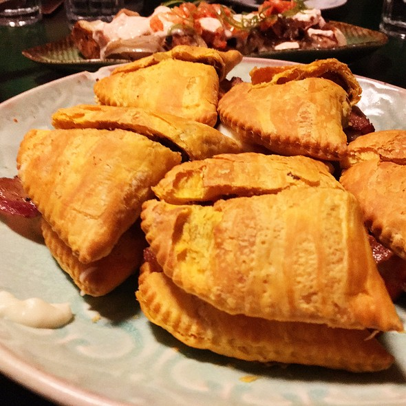 Jamaican Patty Double Down @ Patois