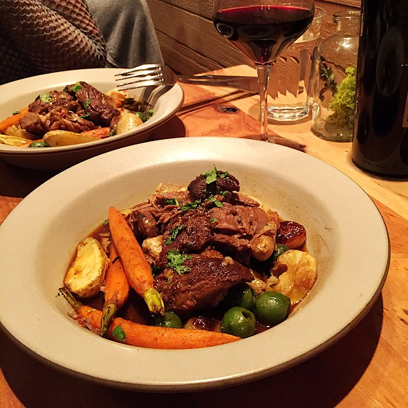 Lamb Stew @ Johnston's Saltbox