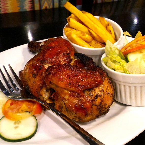 Pollo A La Brasa @ Don Andres Peruvian Restaurant