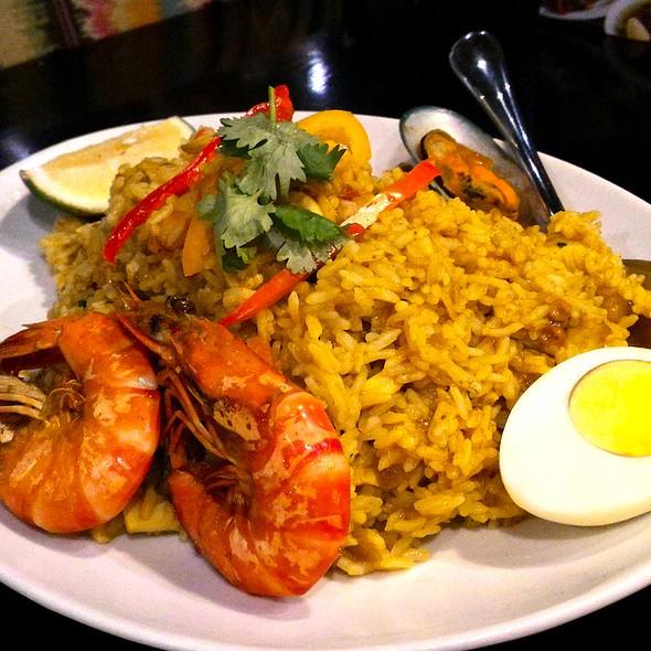Arroz Con Mariscos @ Don Andres Peruvian Restaurant