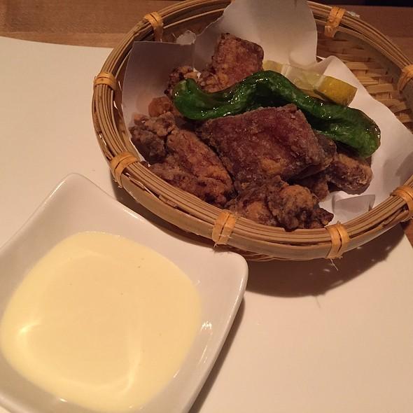 Japanese Fried Chicken @ Ganso