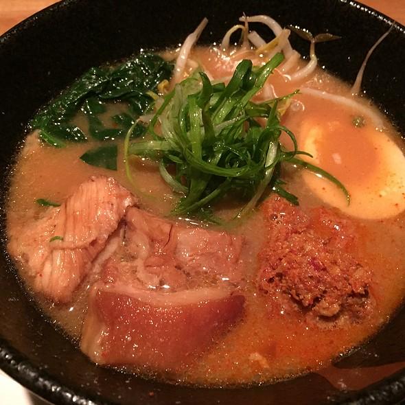 Spicy Miso Ramen @ Ganso