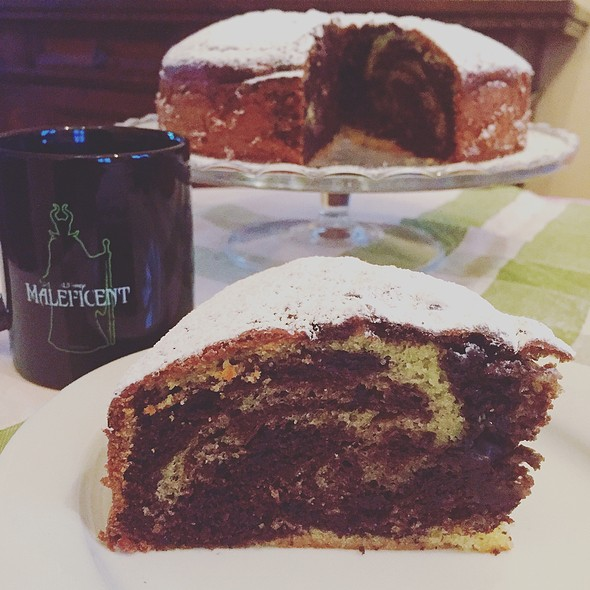 Marble Cake @ Home