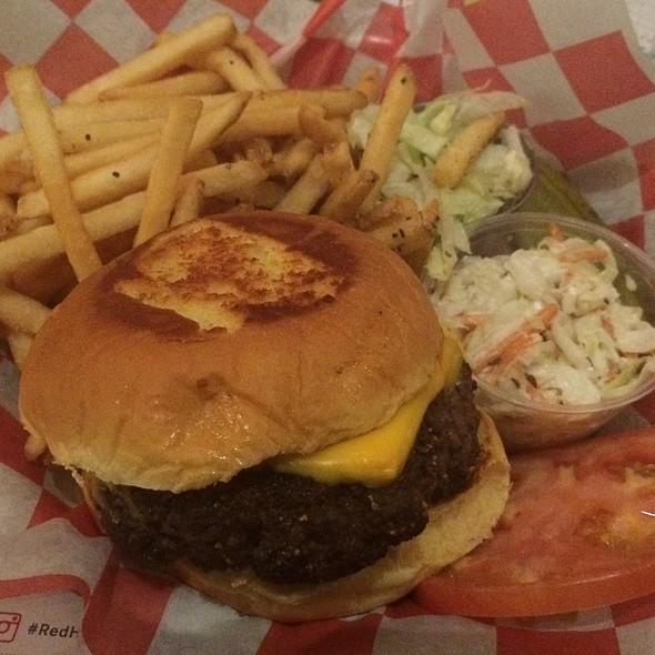 Hook Burger