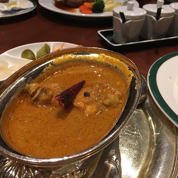 Callman Curry @ 新宿中村屋 マンナ
