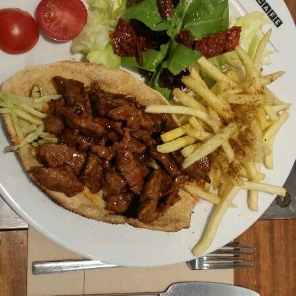 Çin Usulu Biftek