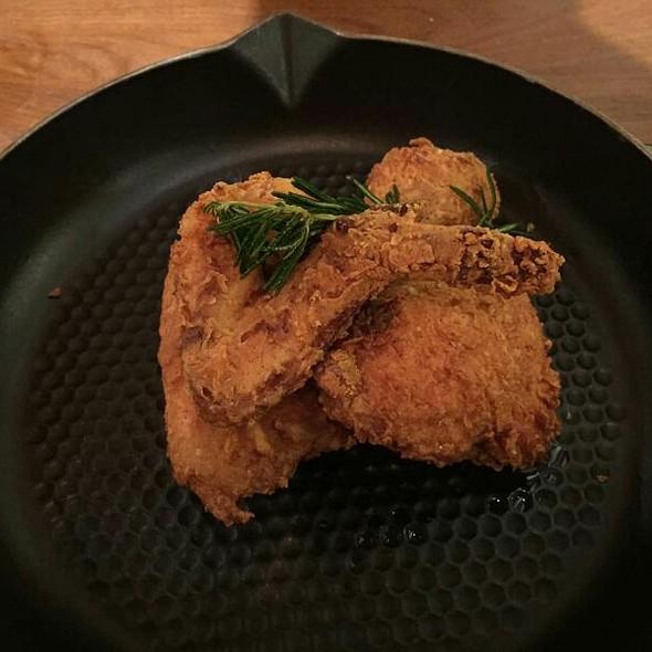 Fried Buttermilk Chicken - Sway - Hyatt Regency Atlanta, Atlanta, GA