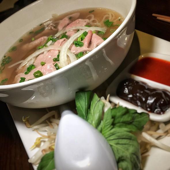 Beef Pho @ Hong Thanh