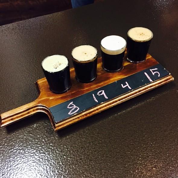 Beer Sampler - Micro Brews