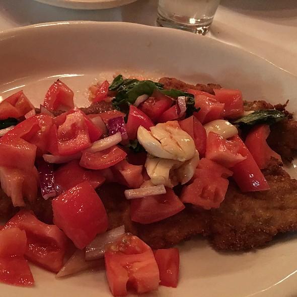 Veal Milanese @ Bamonte's Restaurant