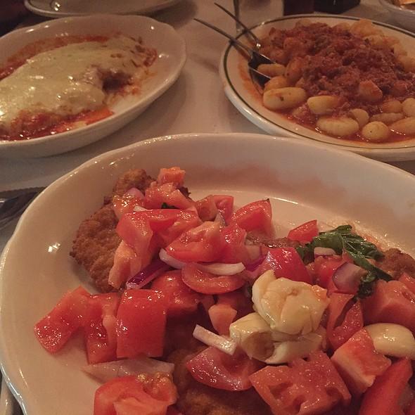Gnocchi @ Bamonte's Restaurant
