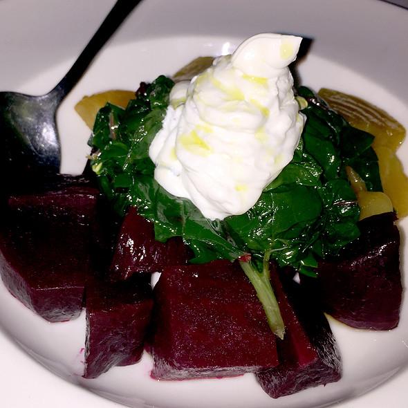 Beet Salad - Estiatorio Milos - NY, New York, NY