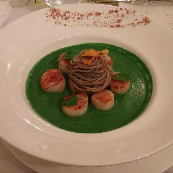 St. Jacques Scallops