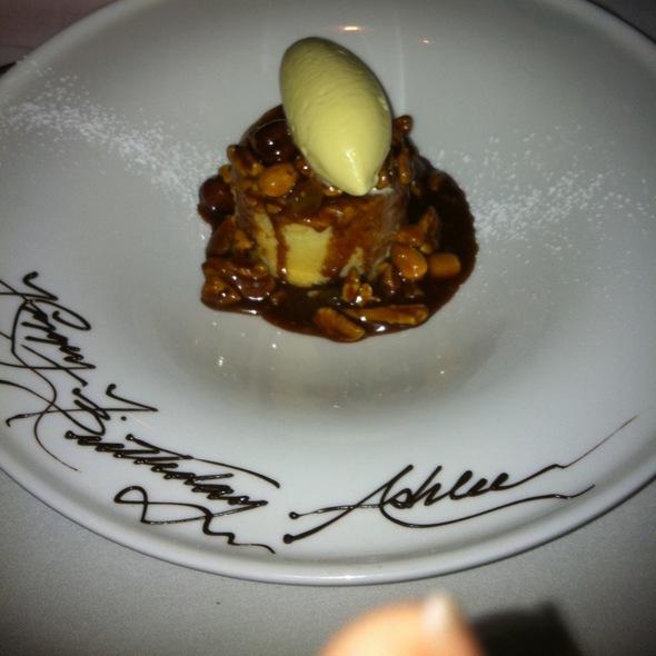 Dessert - Aria, Atlanta, GA
