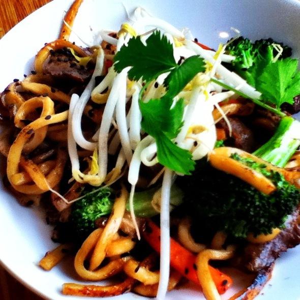 Japanese Pan Noodles @ Noodles & Company