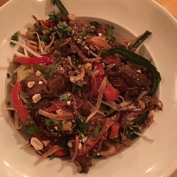 Spicy Beef Jantaboon @ Mu Du Noodles