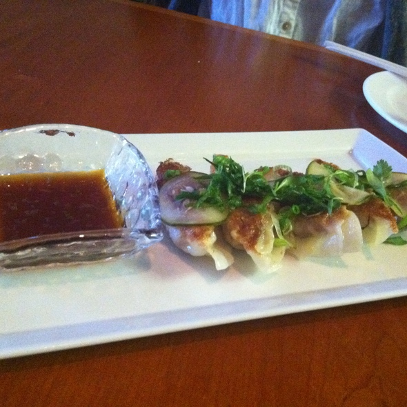 Gyoza @ Takashi Restaurant