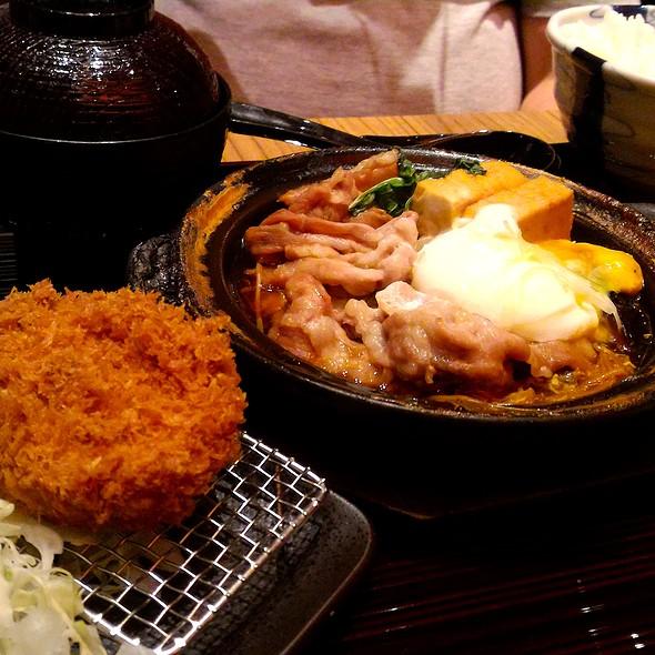 Pork Sukiyaki Set