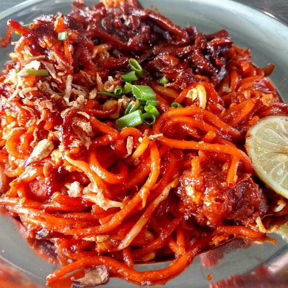 """Mee Sotong @ Hameed """"PATA"""" Special Mee Sotong"""