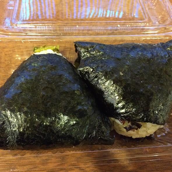 Musubi Pack @ Musubi & Bento Express Iyasume いやすめ