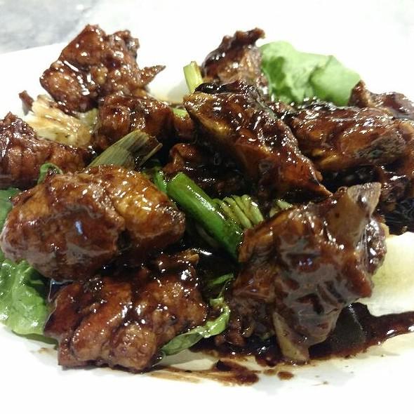 Spare Ribs With Black Bean Sauce @ TekSen Restaurant (德成飯店)