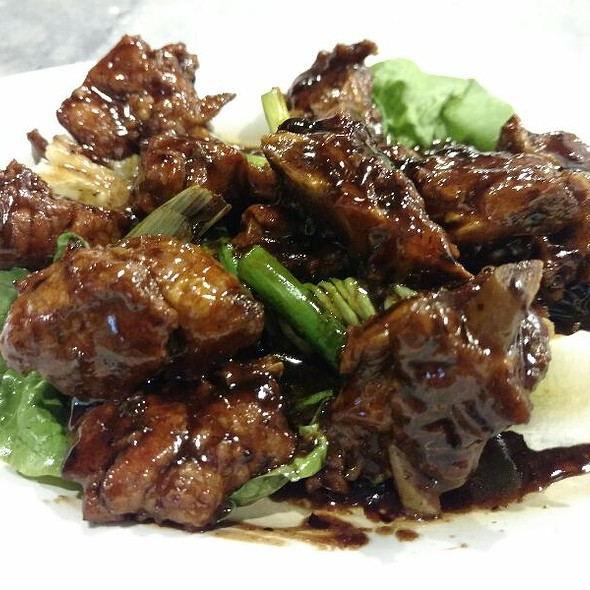 Spare Ribs With Black Bean Sauce @ TekSen Restaurant (德成飯店)