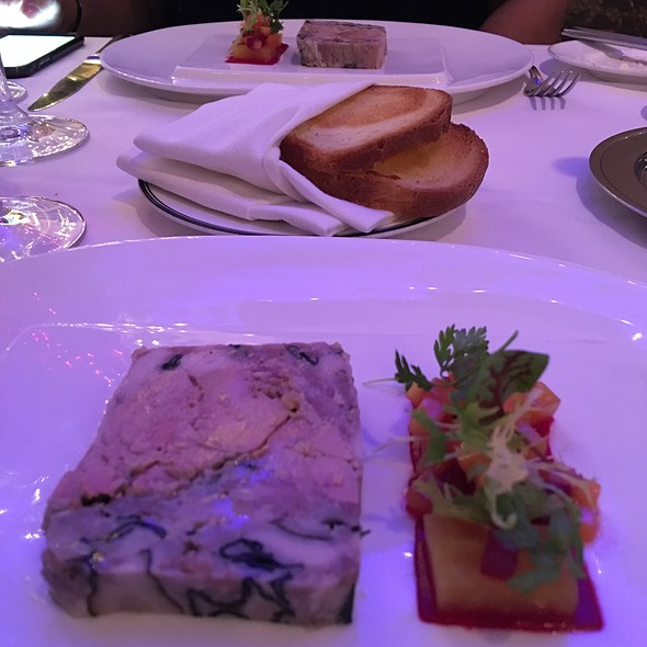 Foie Gras @ Gotham Bar & Grill