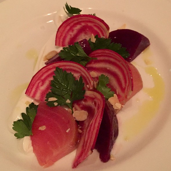 Beet Salad - Isabella's, New York, NY