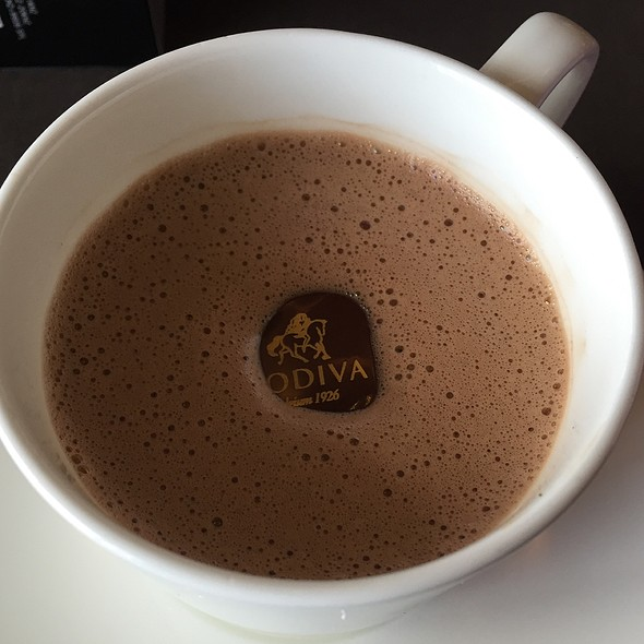 Godiva Chocolate Drink
