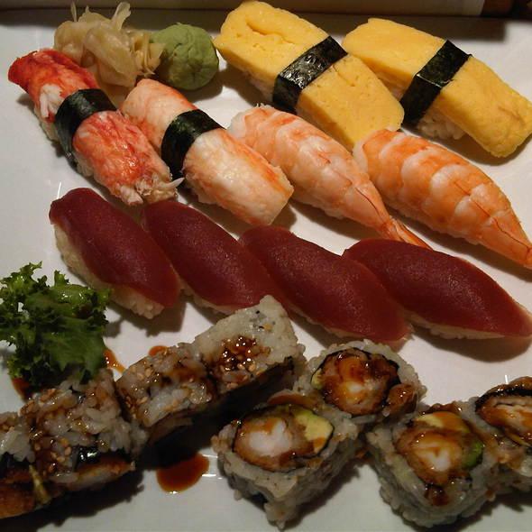 Sushi @ Sushi a Go-Go
