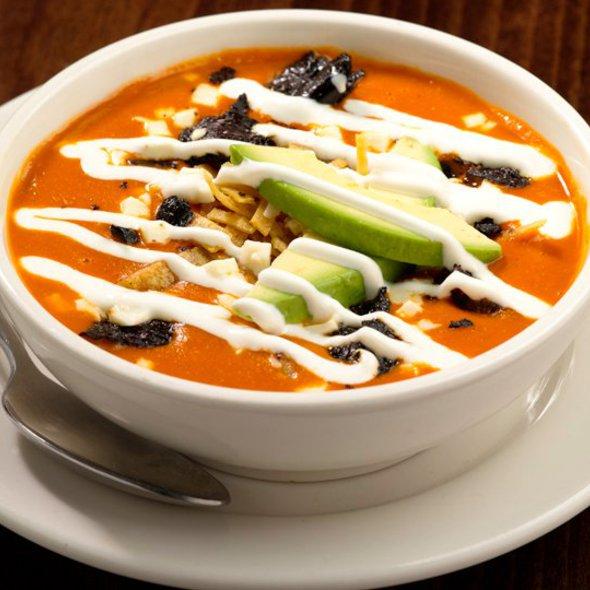 Tortilla Soup @ Jalapeno