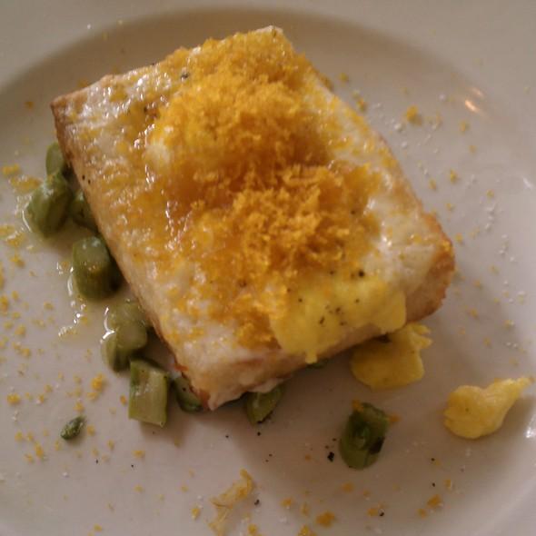 Truffle Egg And Toast @ `inoteca- vino e cucina