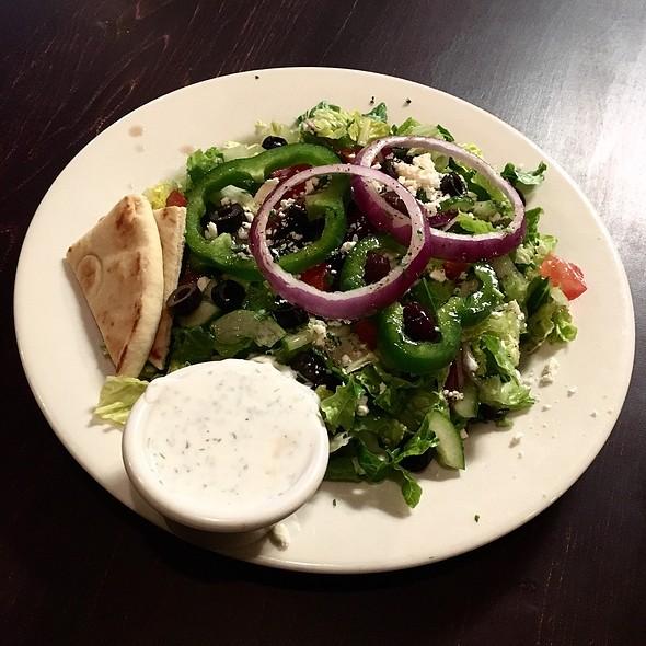 Greek Salad @ Padria Mediterranean Cafe