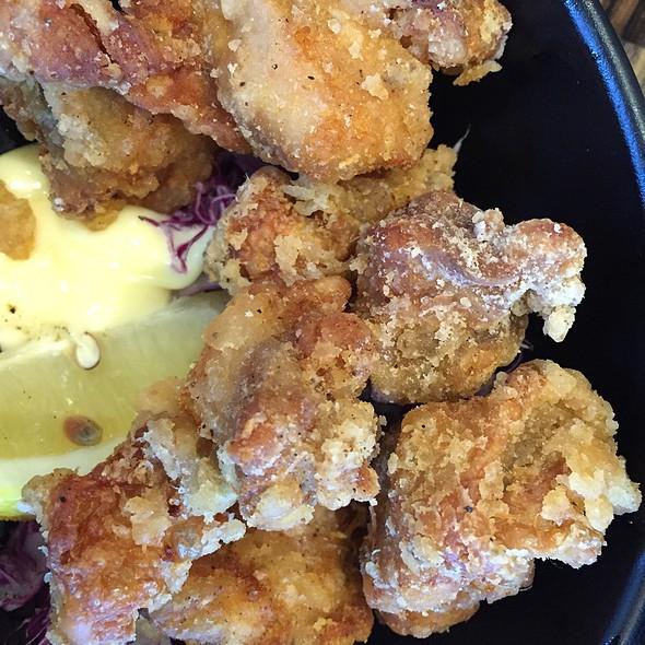 Karage Chicken @ Gyoza Bar