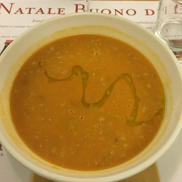 Zuppe Farro E Fagioli