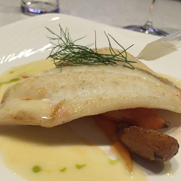 Seared Snapper @ Deep Blu Seafood Grille