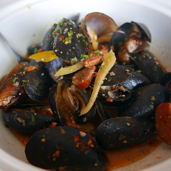 Mussels @ noah's