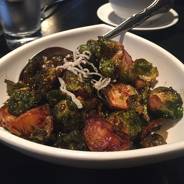 Brussels Sprouts - Jane G's, Philadelphia, PA