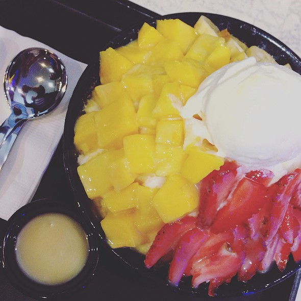 Fruit Bingsoo @ Snow Castle