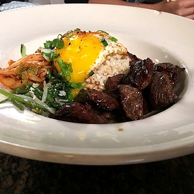 Korean  Style Beef