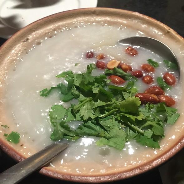 sampan porridge
