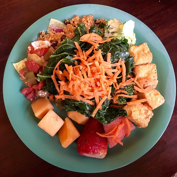 Salad Bar Lunch @ Whole Foods Market - Bellevue