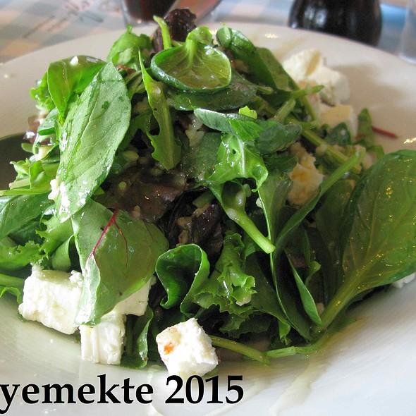 Ancient Greek Salad @ Agioli Taverna
