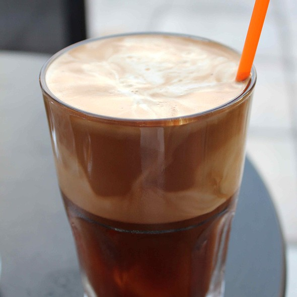 Frappé @ mikel coffee company
