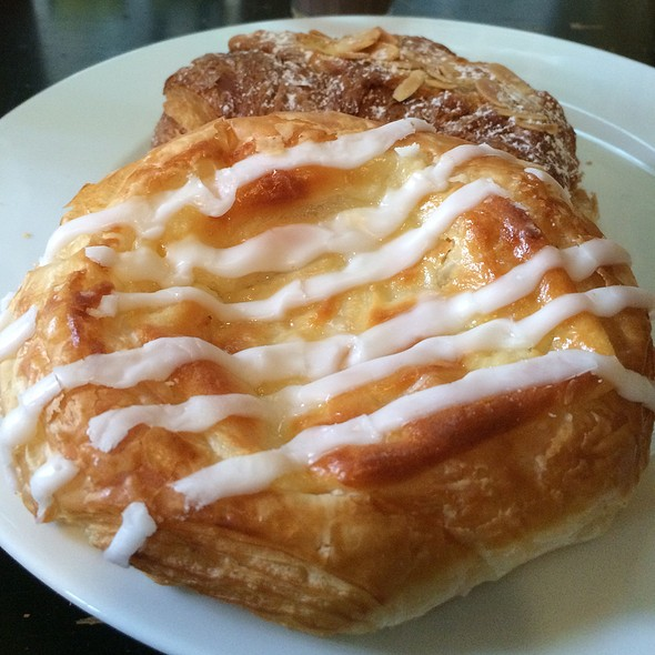 Cheese Danish @ OCF Coffee House