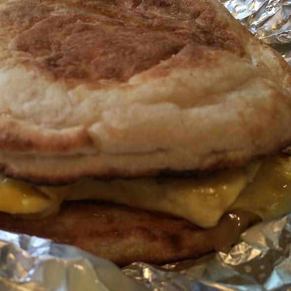 Breakfast Sandwich @ OCF Coffee House