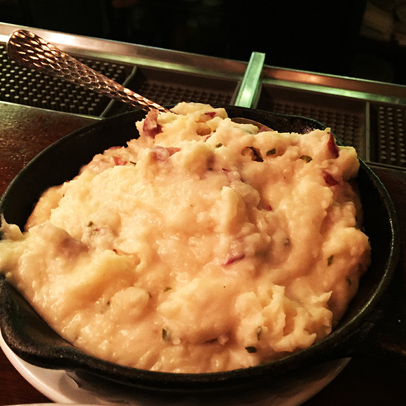 Bacon Mashed Potatoes - Chicago q, Chicago, IL