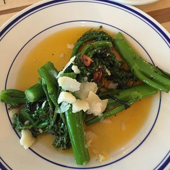 Broccolini @ Main Street Meats