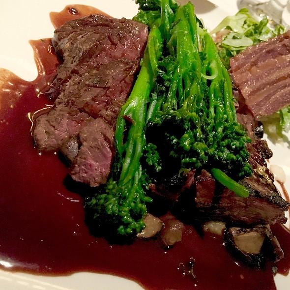 Grilled Prime Strip Steak